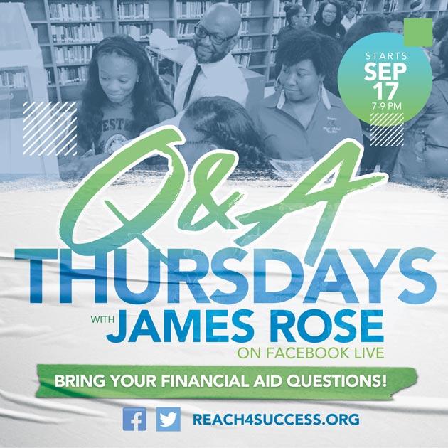 Q&A Thursday with James Rose